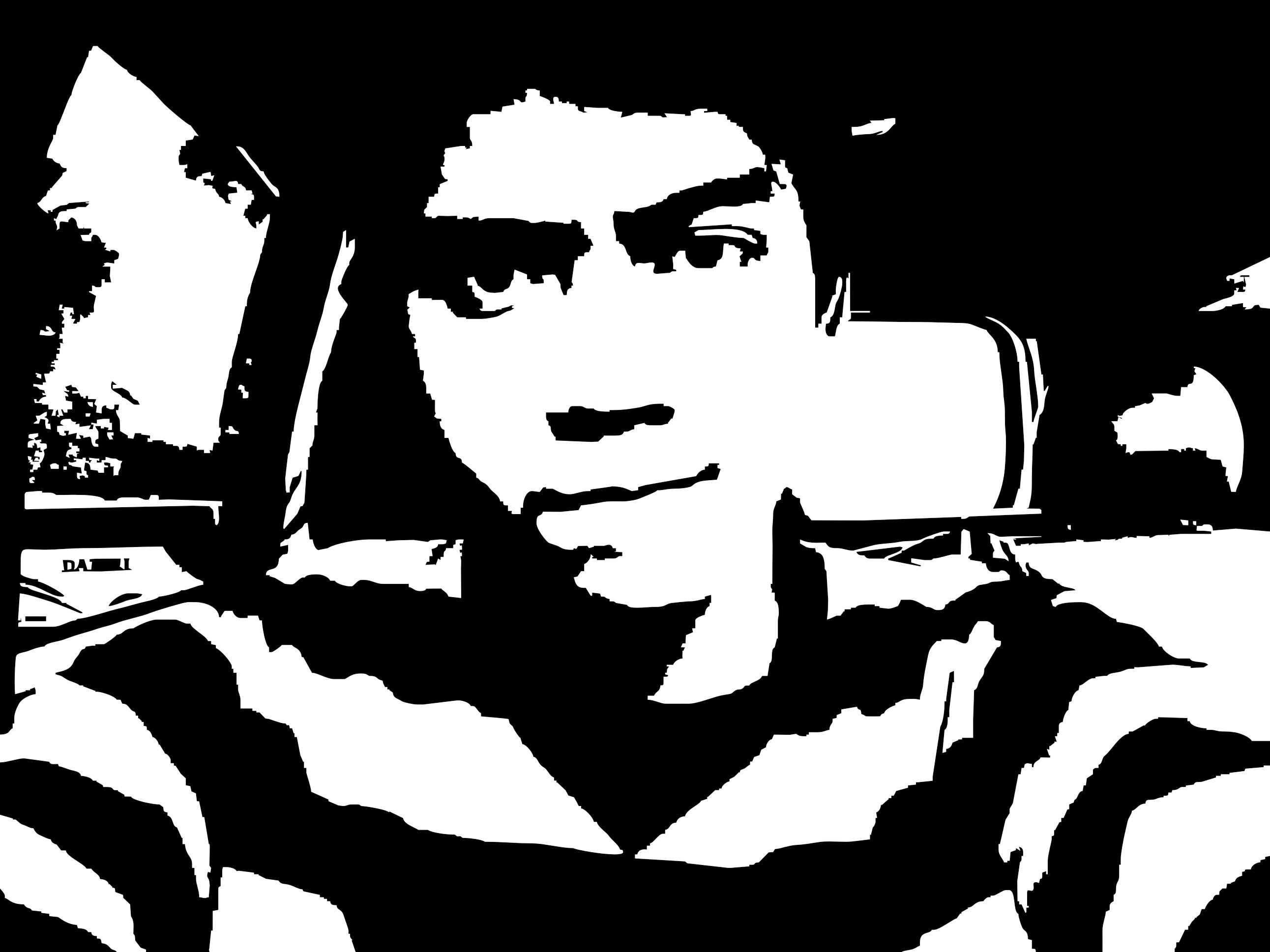 Foto Vektor Hitam Putih Dengan Corel Draw Mari Kitashare