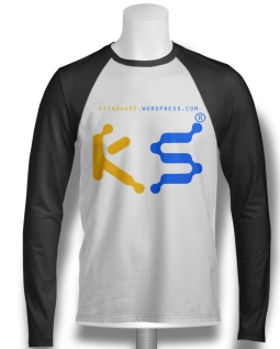 #KS Mock up raglan front