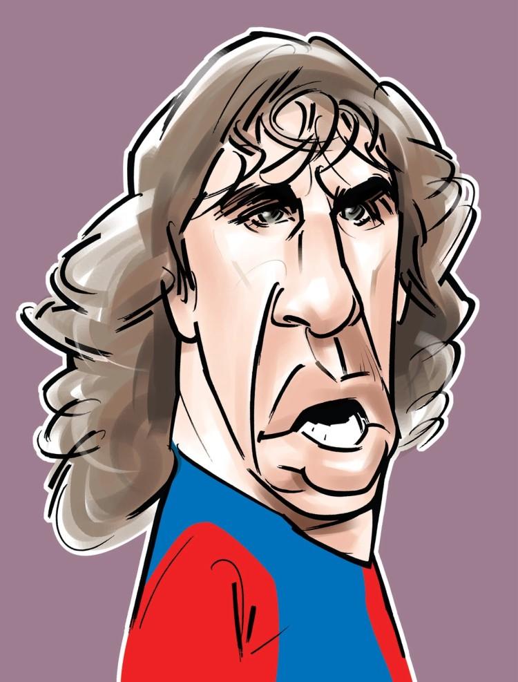 Puyol caricature 2