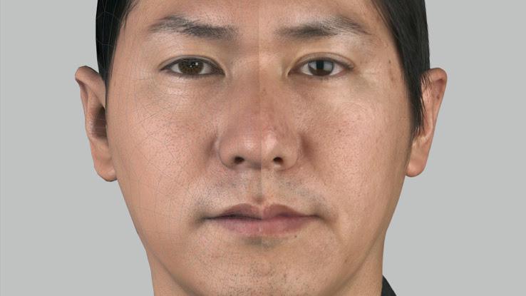 PES 2014 Face Comparison